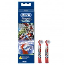 Oral-b Vitality Stages Refills Avengers
