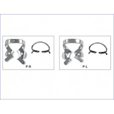 Fit® Rubberdam Clamps for Children