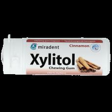 Xylitol chewing gum - Cinnamon