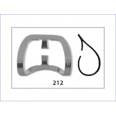 Fit® Rubberdam Ivory-style clamps (cervical)